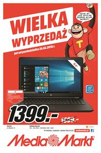 Gazetka nr MediaMarkt.pl od  2018-02-26 do 2018-03-04