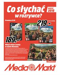 Gazetka nr MediaMarkt.pl od  2018-03-01 do 2018-03-31
