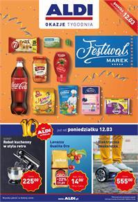 Gazetka nr ALDI SP Z O O  od  2018-03-12 do 2018-03-17
