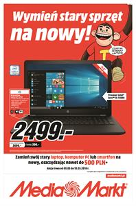 Gazetka nr MediaMarkt.pl od  2018-03-05 do 2018-03-10