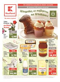 Gazetka nr Kaufland Polska Markety Sp. z o.o od  2018-03-08 do 2018-03-14
