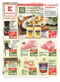 Gazetka nr Kaufland Polska Markety Sp. z o.o od  2018-03-15 do 2018-03-21