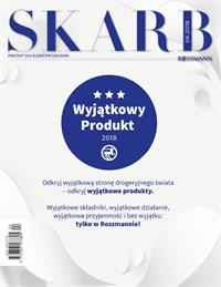 Gazetka nr Rossmann Supermarkety drogeryjne Polska Sp. z o.o. od  2018-04-01 do 2018-04-30