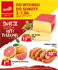 Gazetka nr Polomarket Sp. z o.o. od  2018-04-03 do 2018-04-07