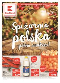 Gazetka nr Kaufland Polska Markety Sp. z o.o od  2018-04-09 do 2018-04-21