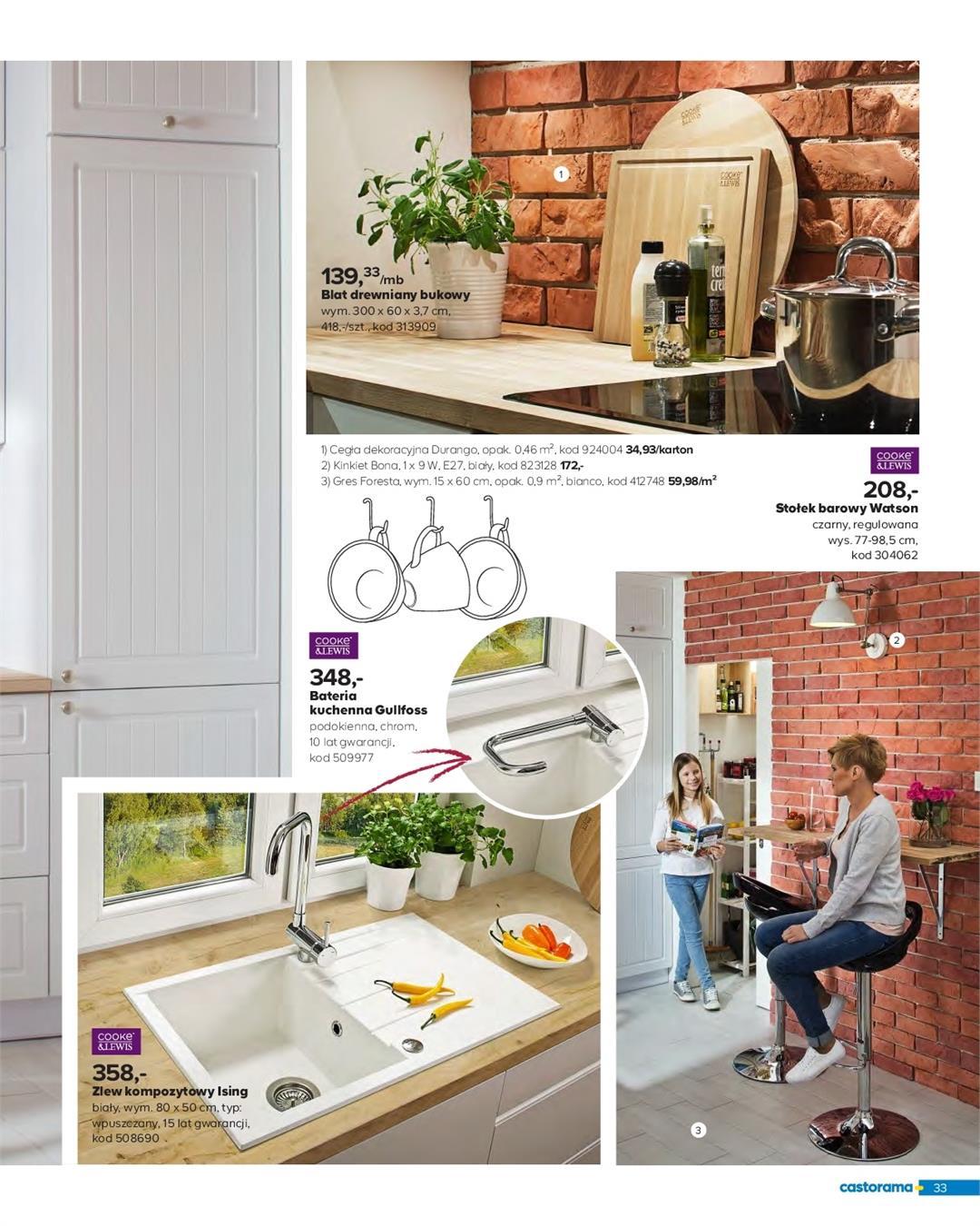 Gazetka Promocyjna Castoramapl Katalog Kuchnie 2018