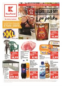 Gazetka nr Kaufland Polska Markety Sp. z o.o od  2018-04-12 do 2018-04-18