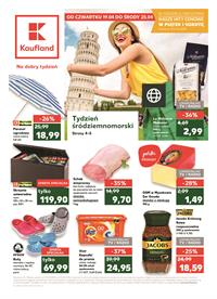 Gazetka nr Kaufland Polska Markety Sp. z o.o od  2018-04-19 do 2018-04-25