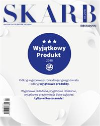 Gazetka nr Rossmann Supermarkety drogeryjne Polska Sp. z o.o. od  2018-05-01 do 2018-05-31