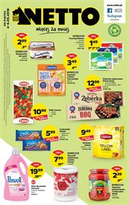 Gazetka nr Netto Sp. z o.o. od  2018-05-04 do 2018-05-06