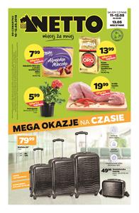 Gazetka nr Netto Sp. z o.o. od  2018-05-10 do 2018-05-12