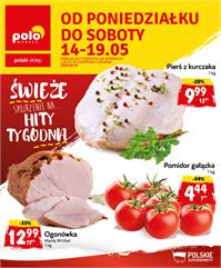 Gazetka nr Polomarket Sp. z o.o. od  2018-05-14 do 2018-05-19