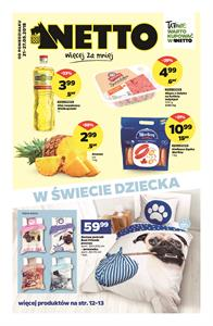 Gazetka nr Netto Sp. z o.o. od  2018-05-21 do 2018-05-27