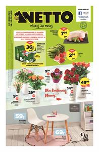 Gazetka nr Netto Sp. z o.o. od  2018-05-24 do 2018-05-27