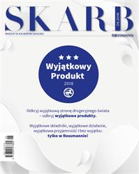 Gazetka nr Rossmann Supermarkety drogeryjne Polska Sp. z o.o. od  2018-06-01 do 2018-06-30