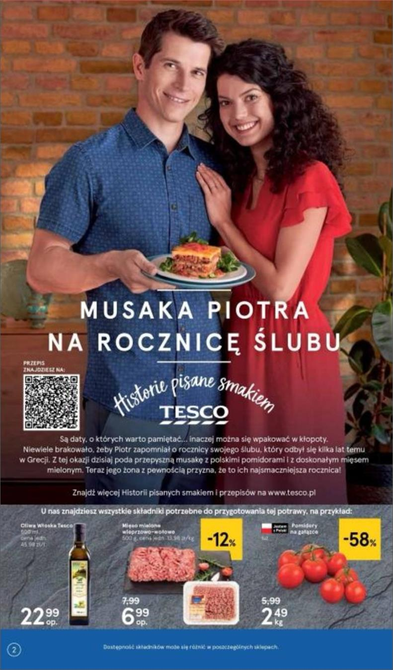 Gazetka Tesco Polska Sp. z o.o. nr 2 od 2018-06-14 do 2018-06-20
