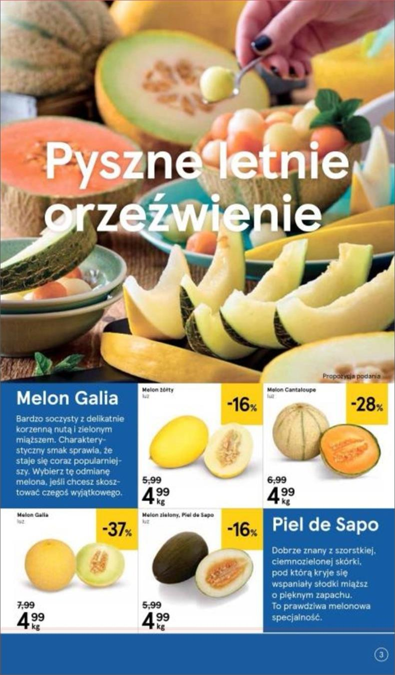 Gazetka Tesco Polska Sp. z o.o. nr 3 od 2018-06-14 do 2018-06-20