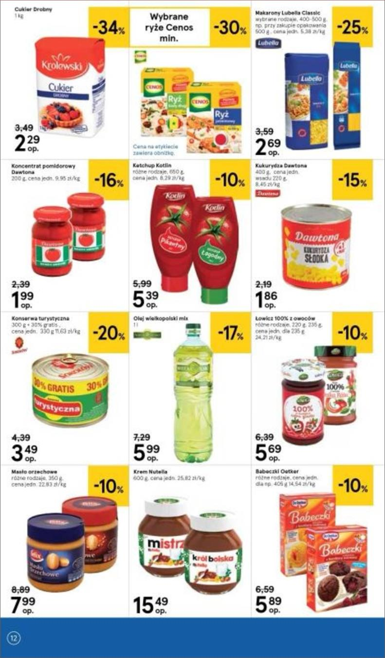 Gazetka Tesco Polska Sp. z o.o. nr 12 od 2018-06-14 do 2018-06-20