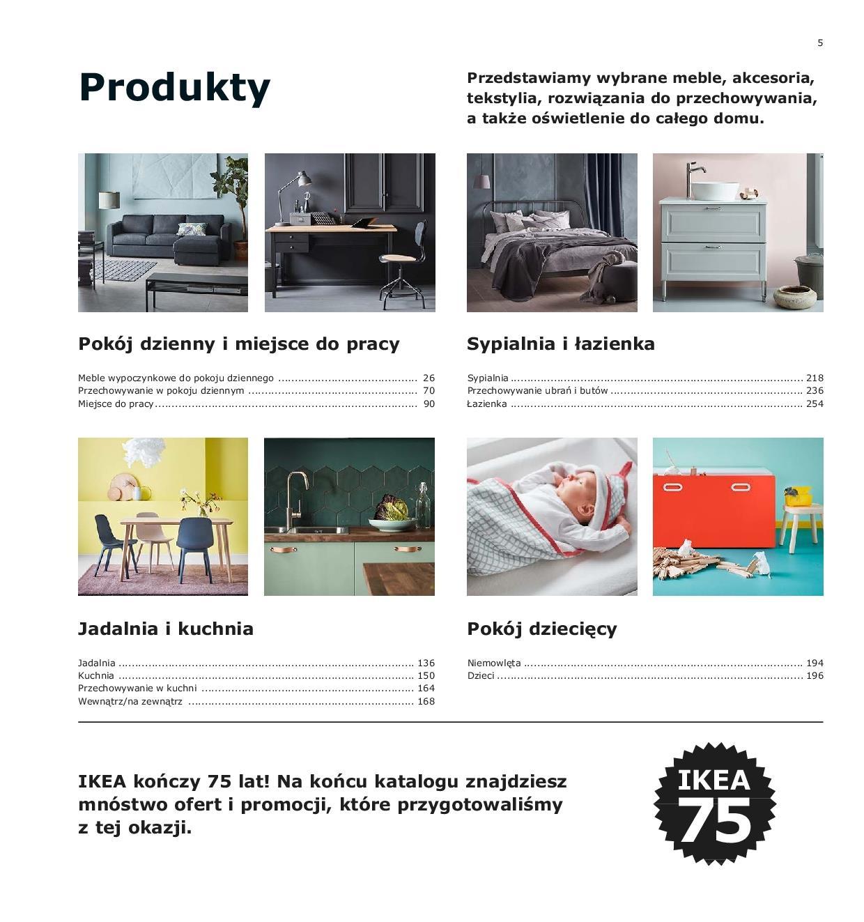 Gazetka Promocyjna Ikeacom Pl Katalog 2019 Sierpień 2018