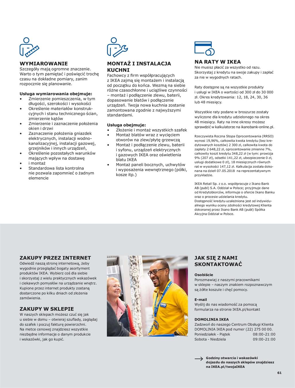 Gazetka Promocyjna Ikeacom Pl Kuchnie 2019 Sierpień