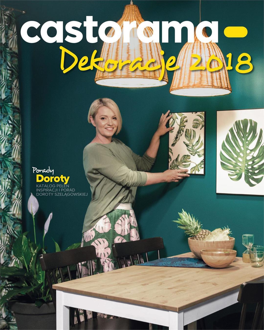 Gazetka Promocyjna Castoramapl Dekoracje 2018 Wrzesień