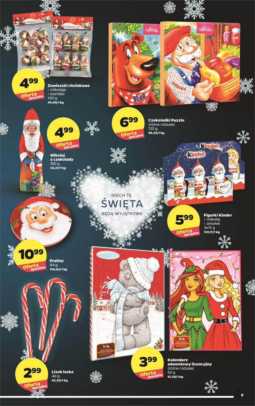 Gazetka Netto Sp. z o.o. nr 9 od 2018-11-19 do 2018-11-25