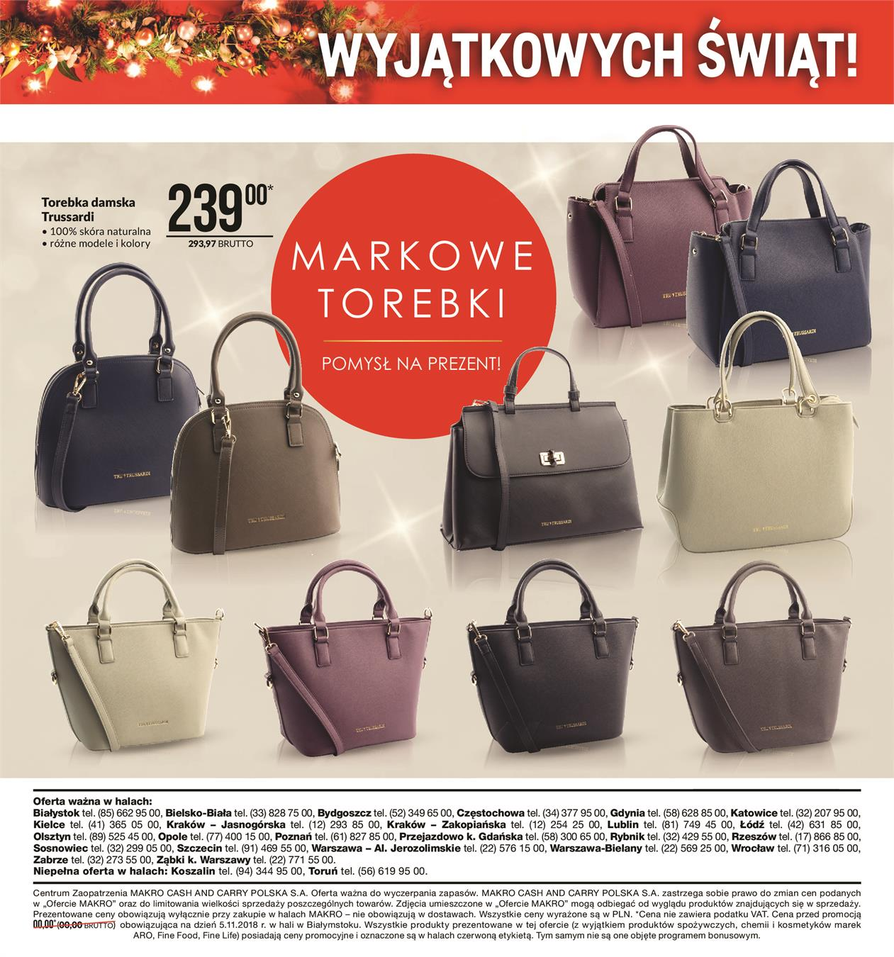 fc58d11394722 Gazetka promocyjna makro.pl -