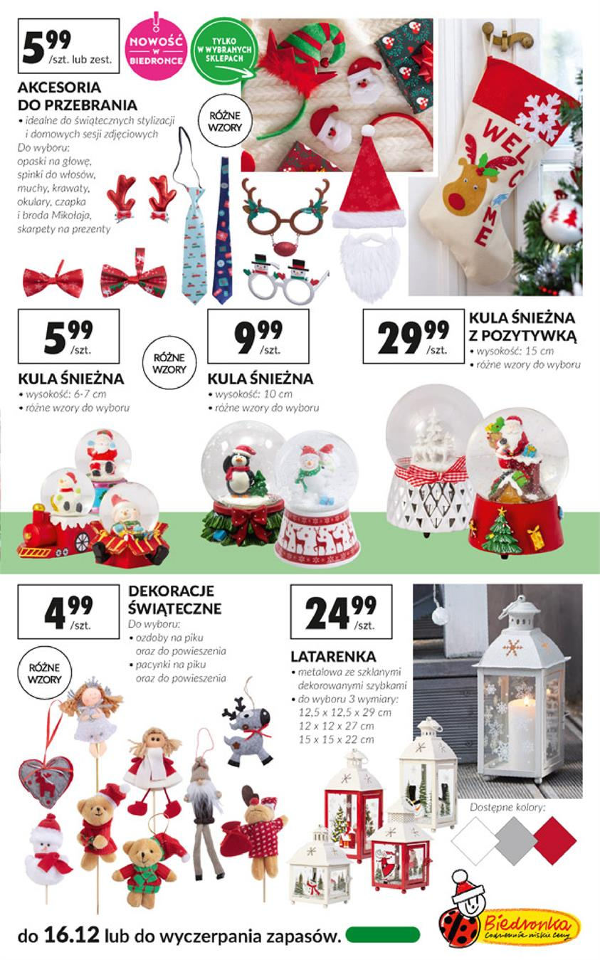 Gazetka Jeronimo Martins Polska SA nr 11 od 2018-12-03 do 2018-12-16