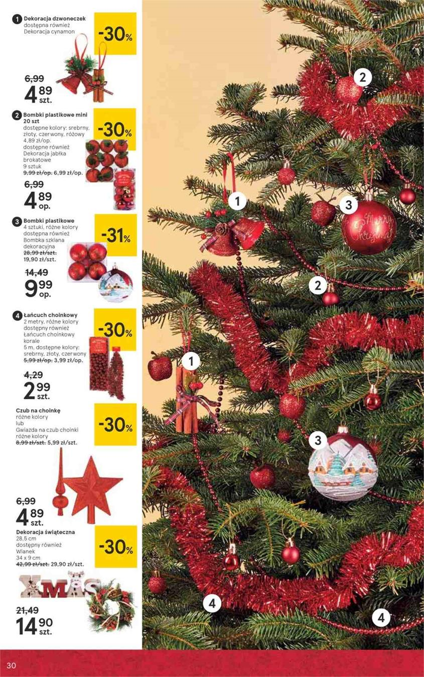 Gazetka Tesco Polska Sp. z o.o. nr 30 od 2018-12-07 do 2018-12-27