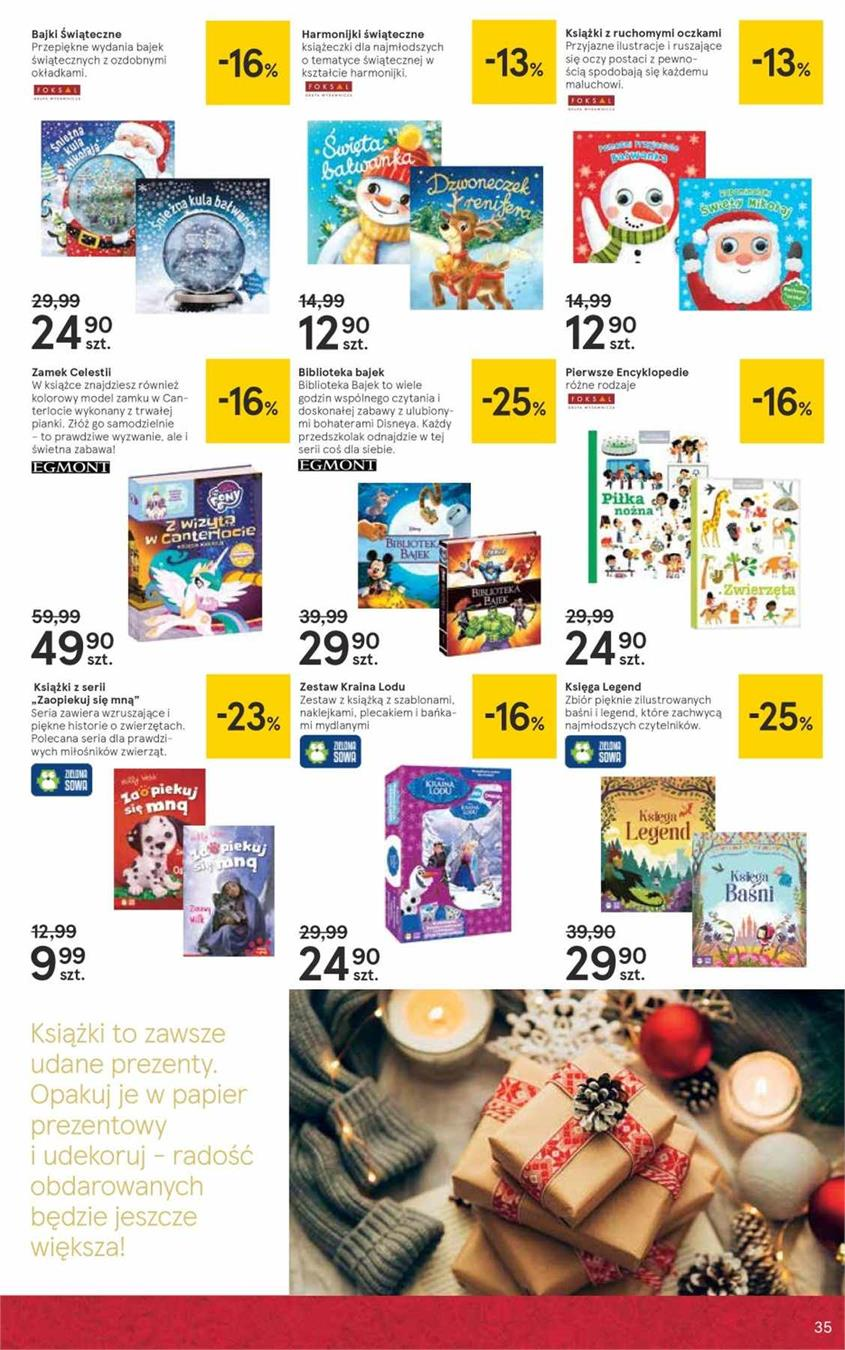 Gazetka Tesco Polska Sp. z o.o. nr 35 od 2018-12-07 do 2018-12-27
