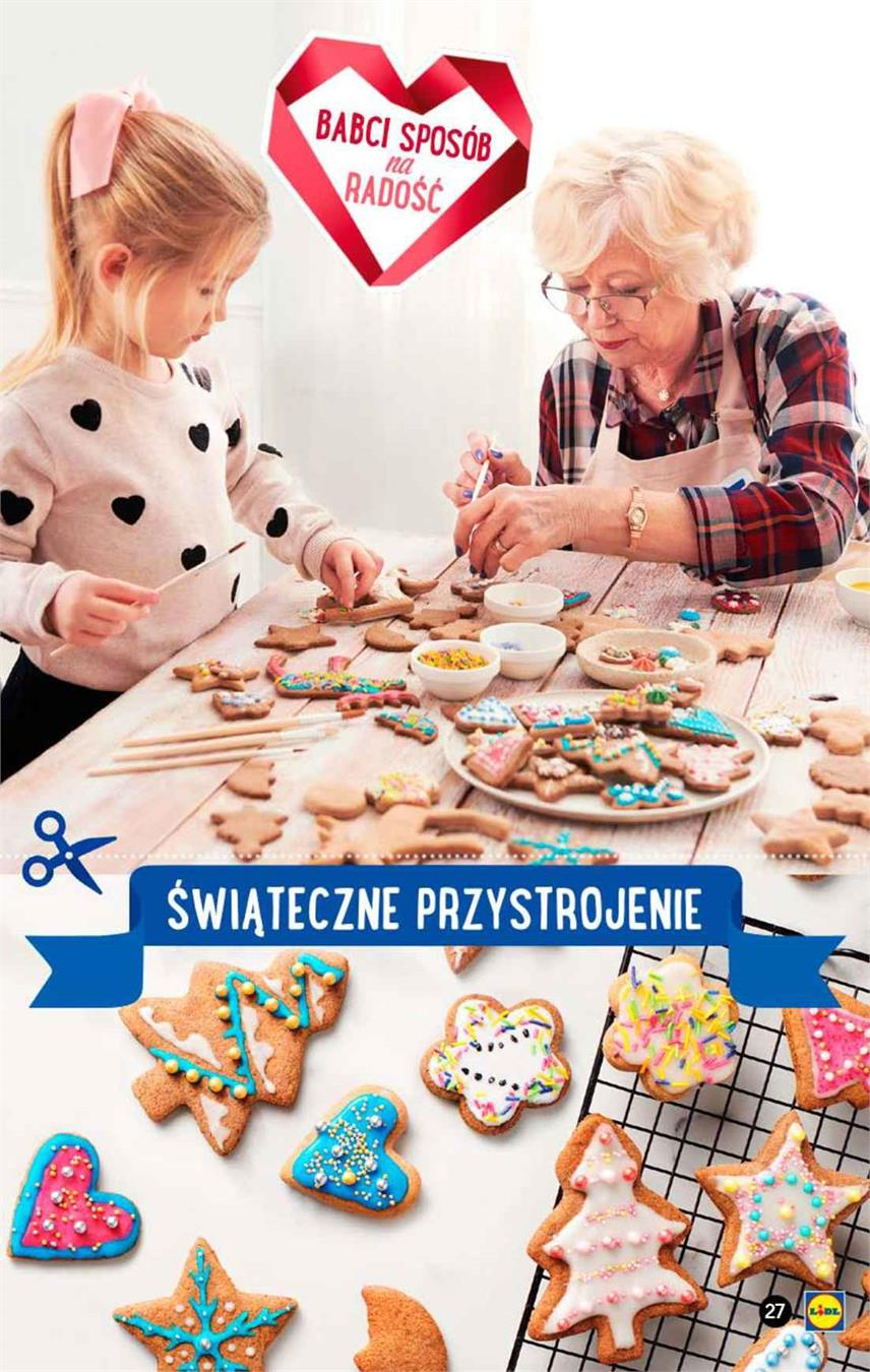 Gazetka Lidl Polska Sp. z o.o. nr 27 od 2018-12-06 do 2018-12-08