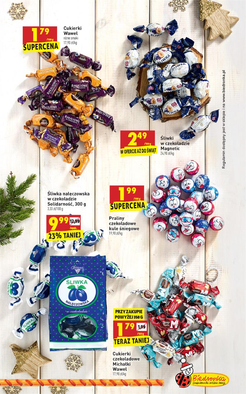Gazetka Jeronimo Martins Polska SA nr 15 od 2018-12-06 do 2018-12-12