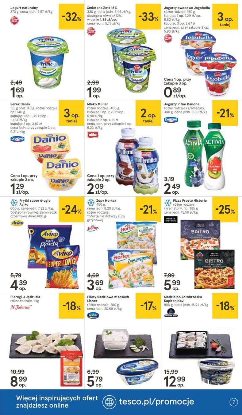 Gazetka Tesco Polska Sp. z o.o. nr 7 od 2019-01-10 do 2019-01-16