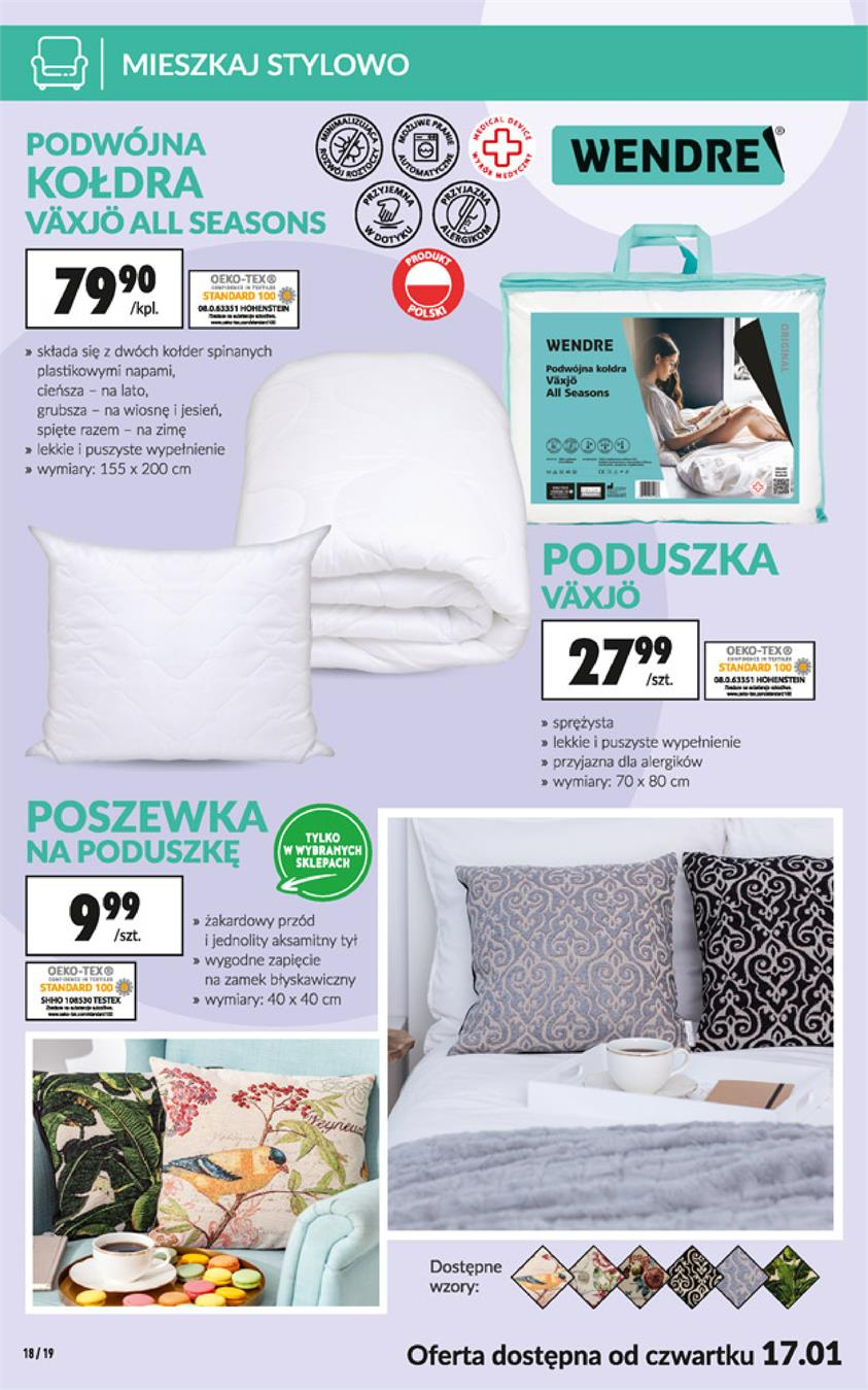 Gazetka Jeronimo Martins Polska SA nr 18 od 2019-01-14 do 2019-01-30