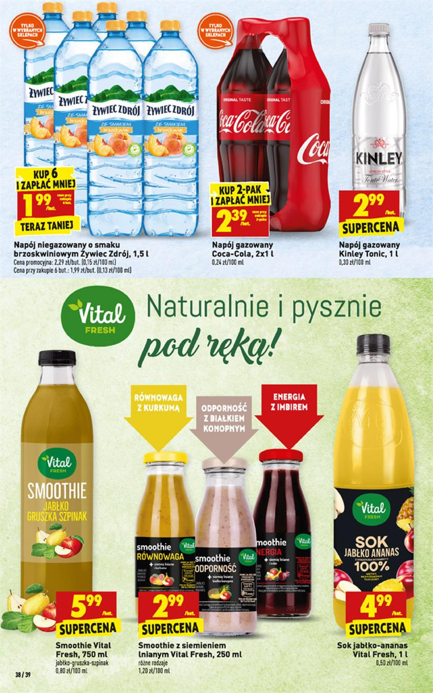 Gazetka Jeronimo Martins Polska SA nr 38 od 2019-03-07 do 2019-03-13