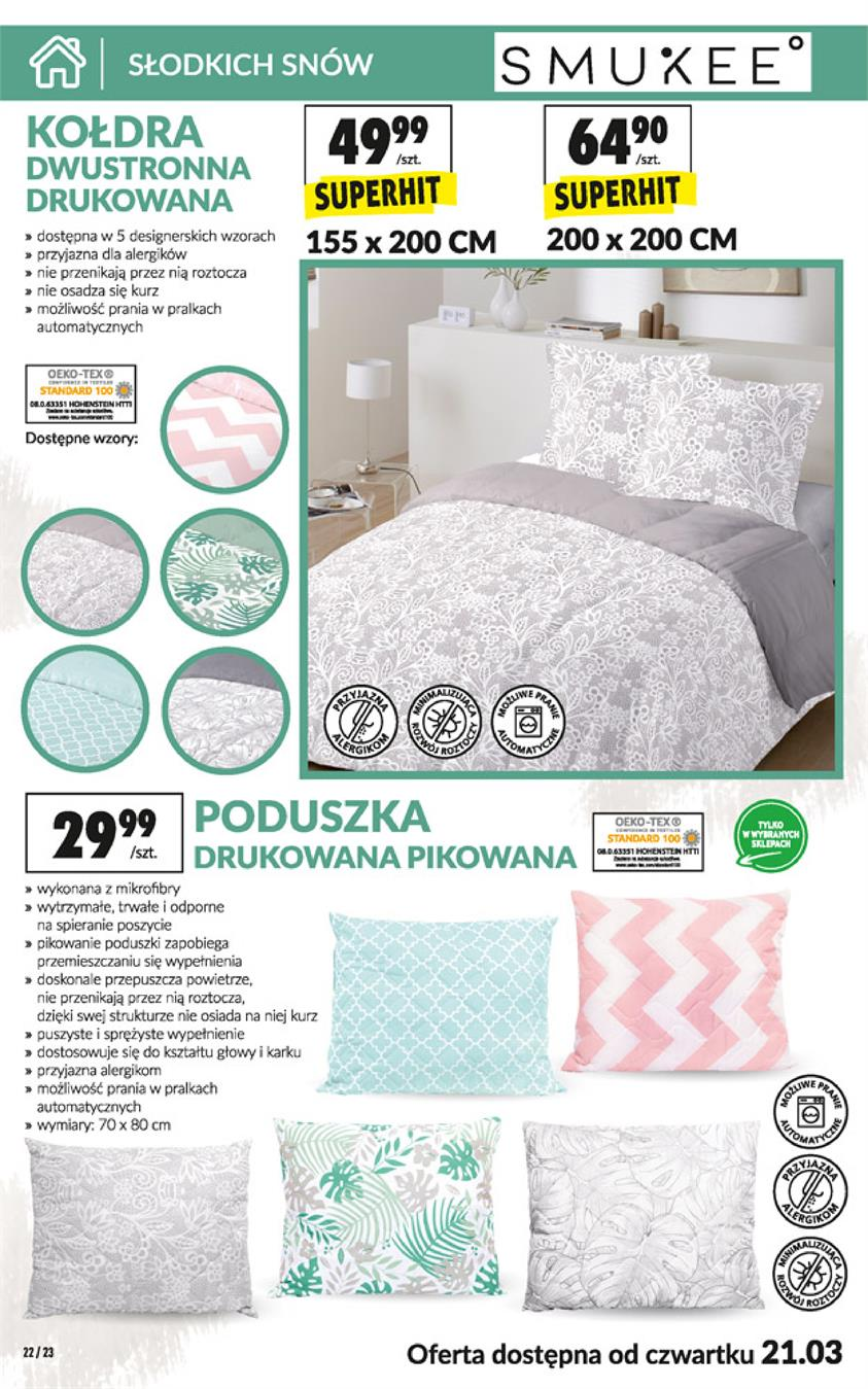 Gazetka Jeronimo Martins Polska SA nr 22 od 2019-03-18 do 2019-04-04
