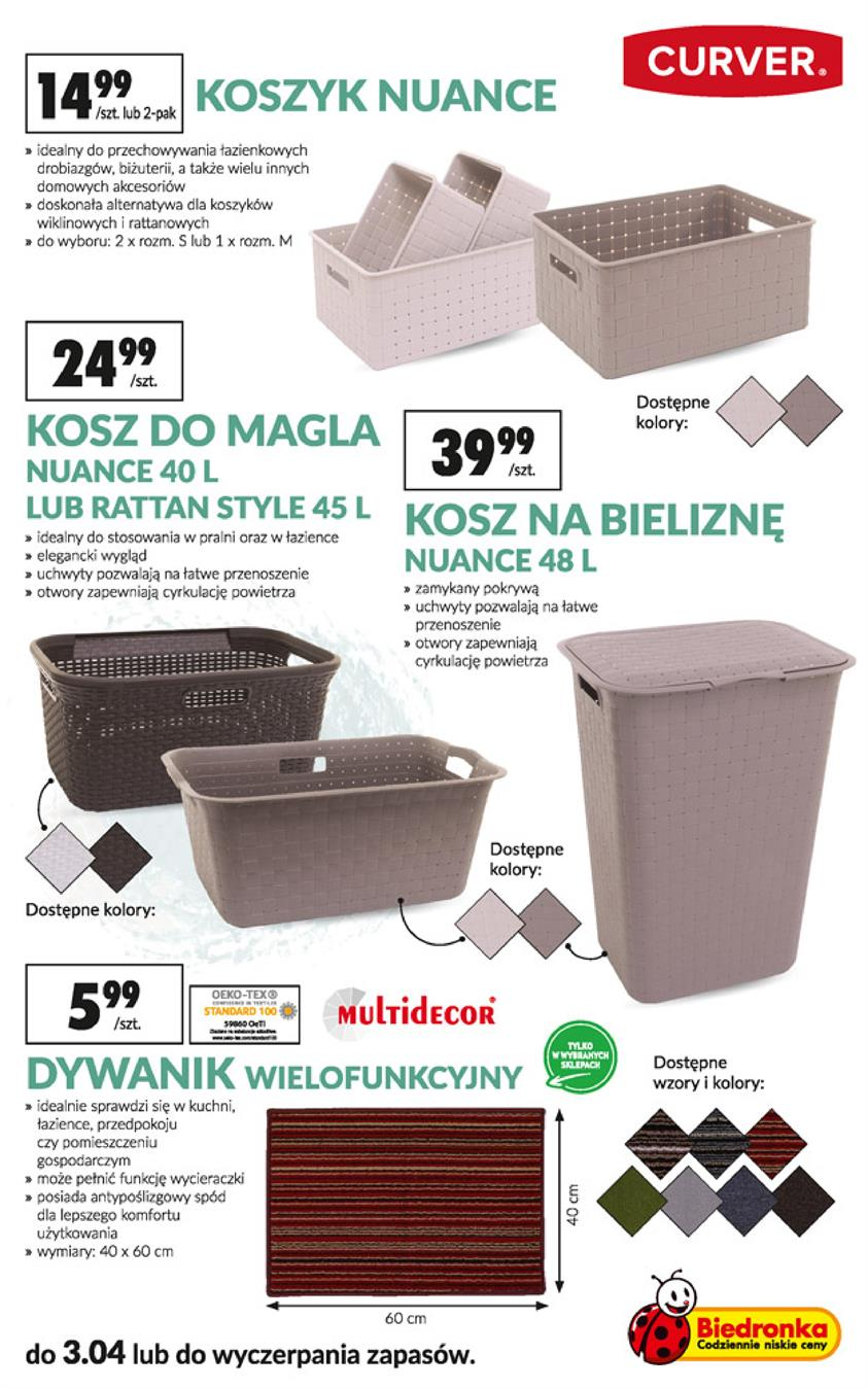 Gazetka Jeronimo Martins Polska SA nr 25 od 2019-03-18 do 2019-04-04