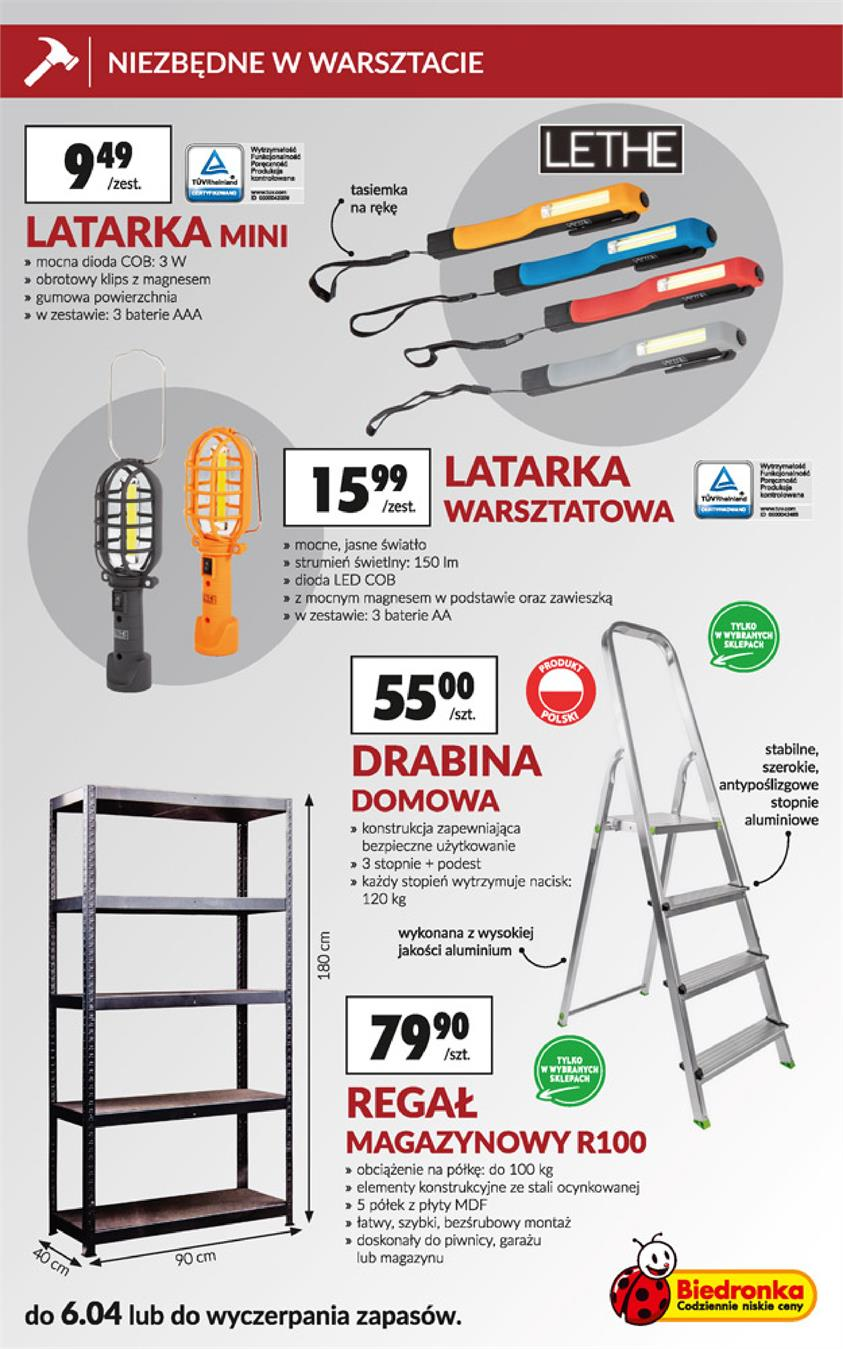 Gazetka Jeronimo Martins Polska SA nr 7 od 2019-03-25 do 2019-04-10