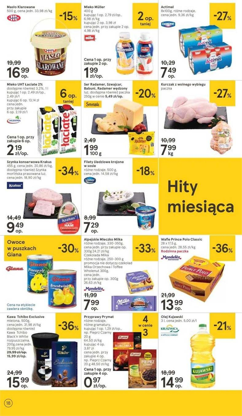 Gazetka Tesco Polska Sp. z o.o. nr 10 od 2019-04-11 do 2019-04-20