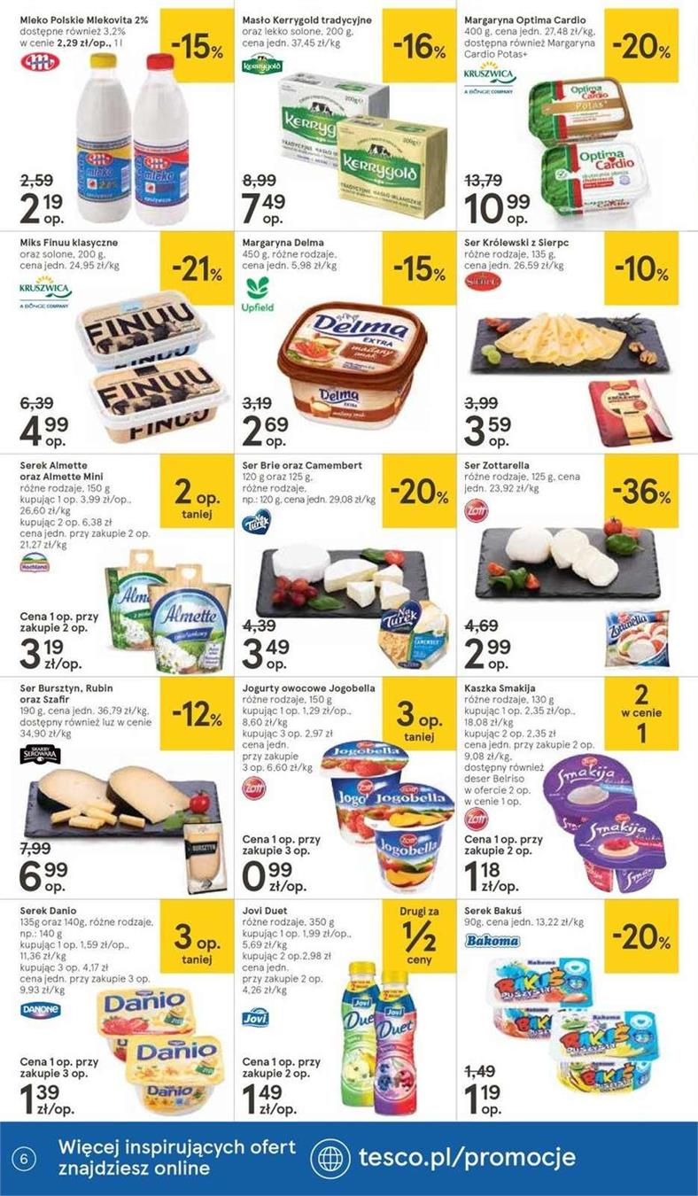 Gazetka Tesco Polska Sp. z o.o. nr 33 od 2019-04-11 do 2019-04-20