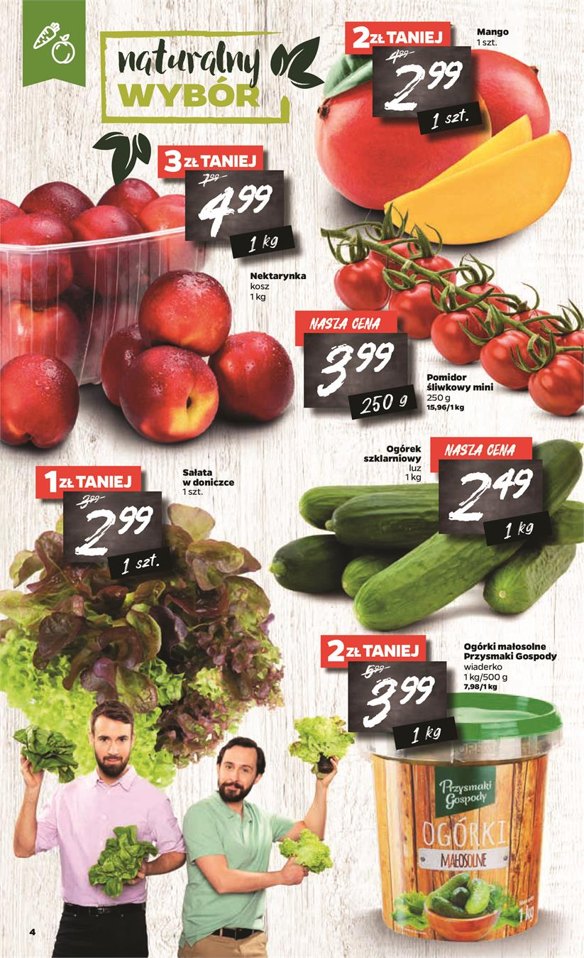 Gazetka Netto Sp. z o.o. nr 4 od 2019-06-17 do 2019-06-23
