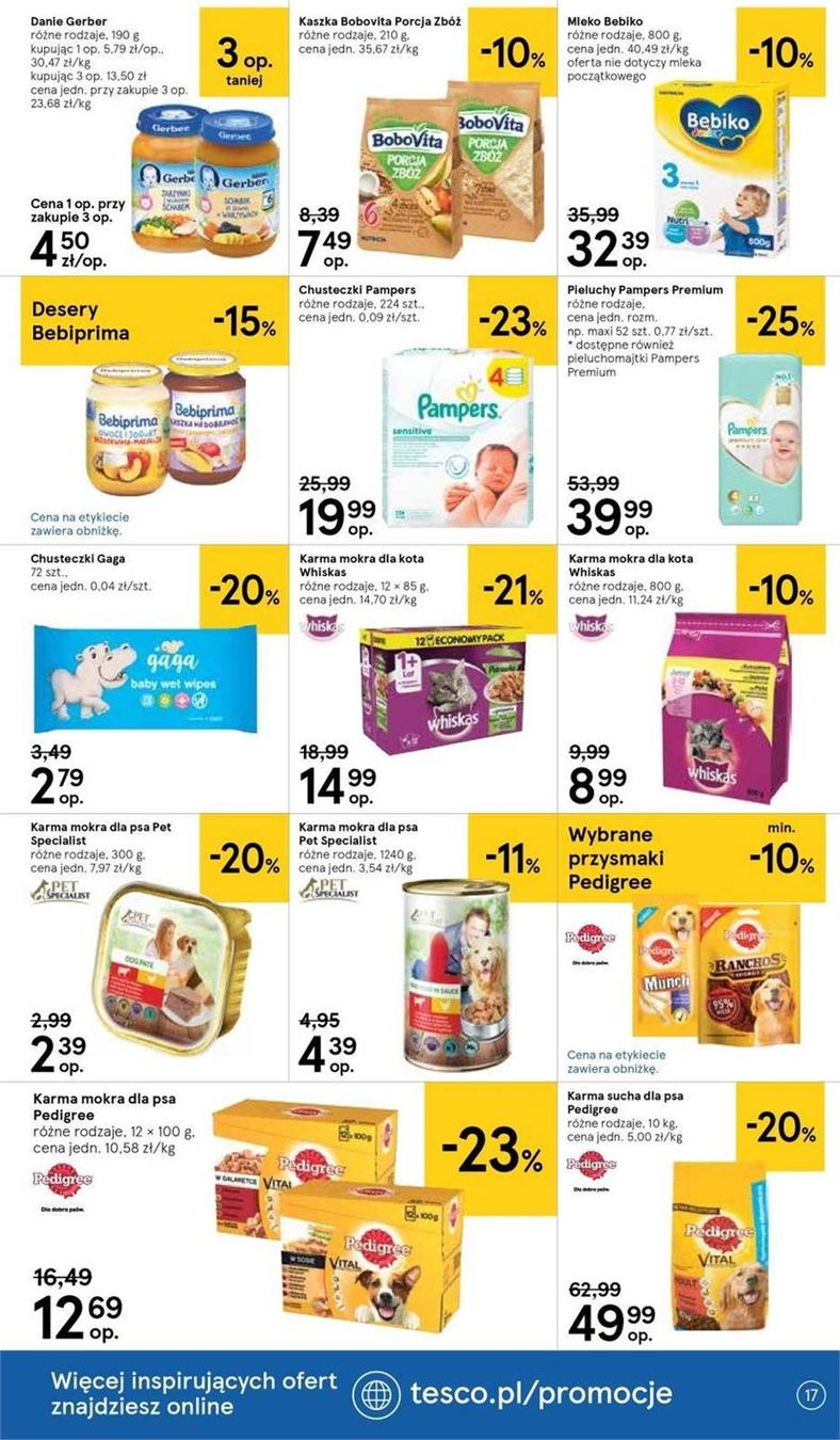 Gazetka Tesco Polska Sp. z o.o. nr 9 od 2019-06-19 do 2019-06-26