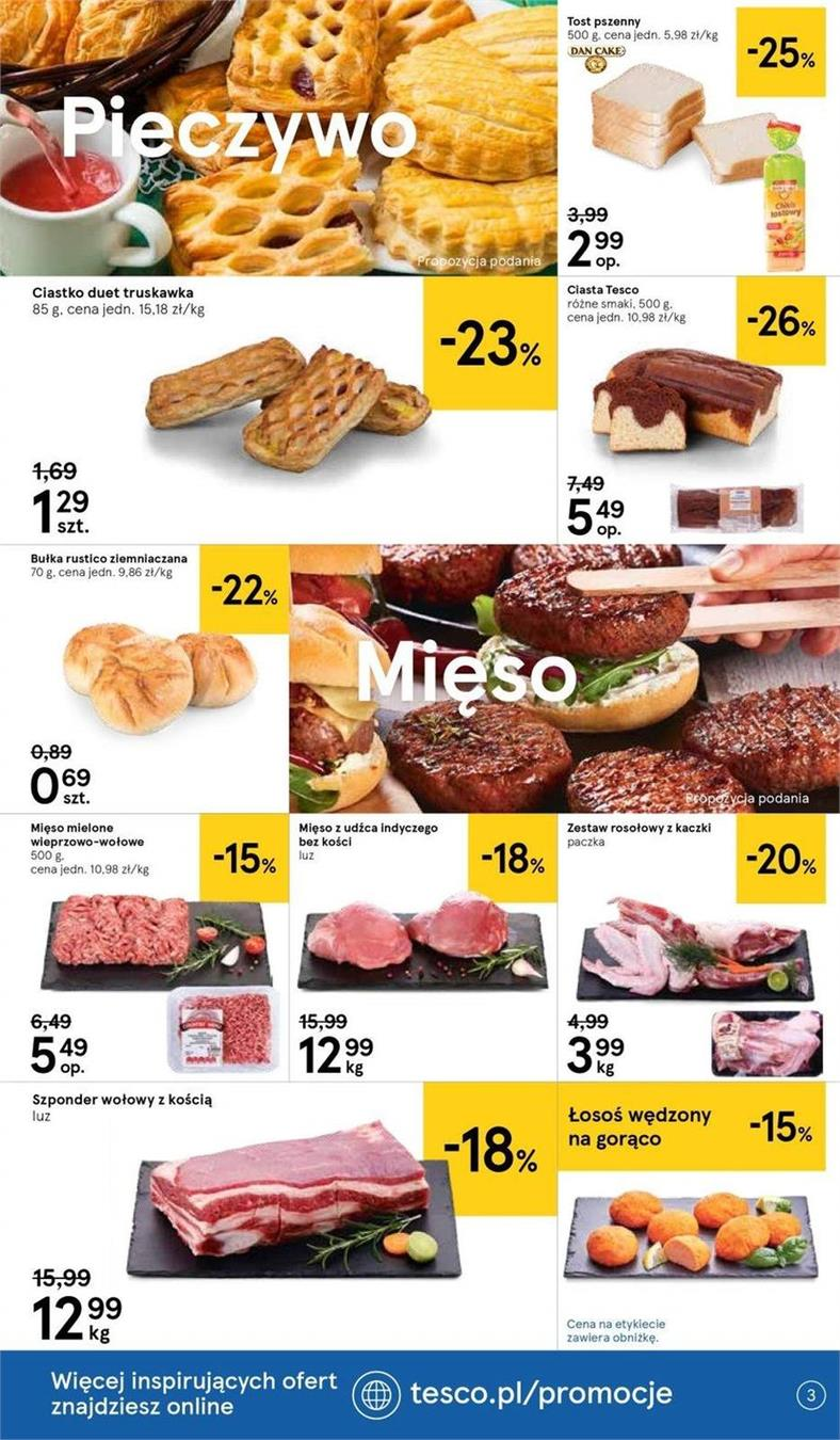 Gazetka Tesco Polska Sp. z o.o. nr 20 od 2019-06-19 do 2019-06-26