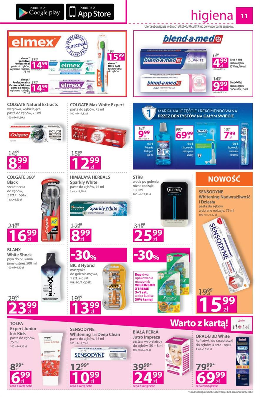 Gazetka Jeronimo Martins Drogerie i Farmacja Sp. z o.o. nr 3 od 2019-06-20 do 2019-07-03