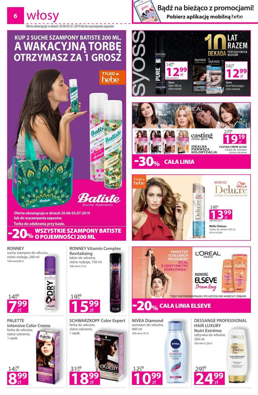 Gazetka Jeronimo Martins Drogerie i Farmacja Sp. z o.o. nr 13 od 2019-06-20 do 2019-07-03