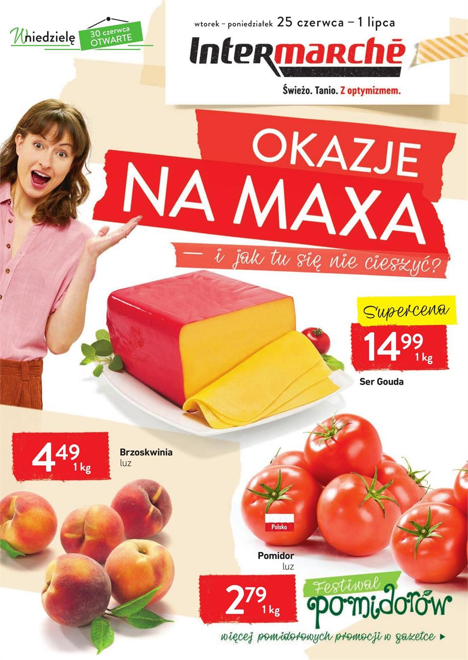 Gazetka SCA PR Polska Sp. z o.o. nr 1 od 2019-06-25 do 2019-07-01