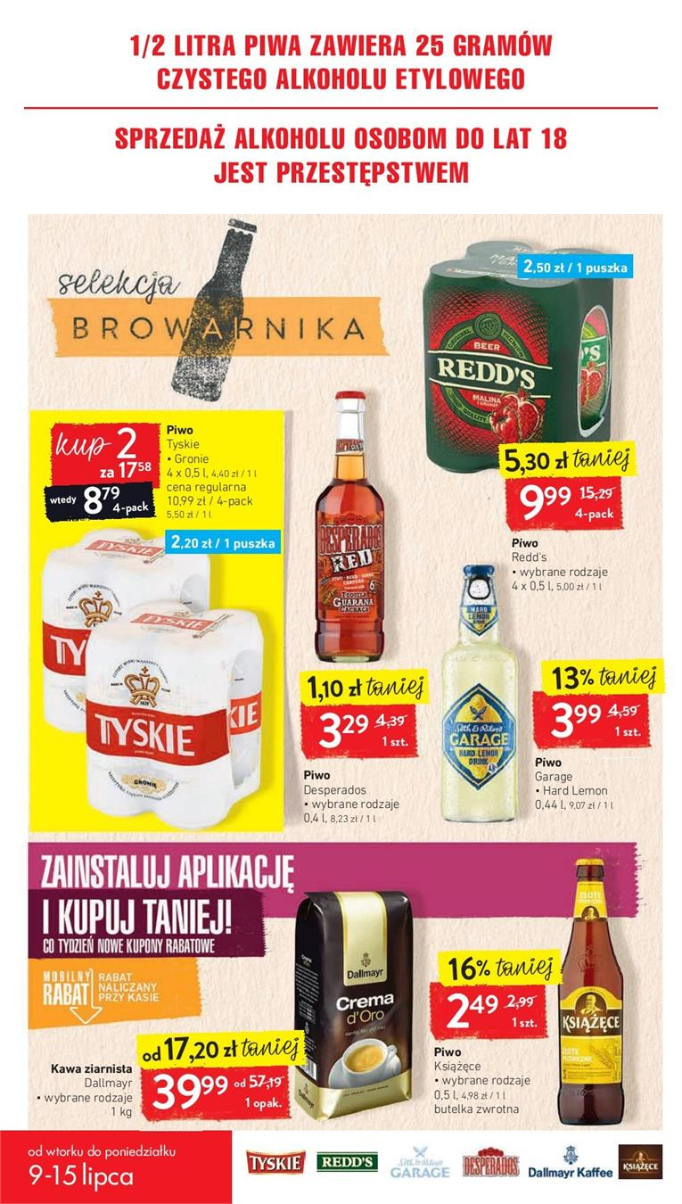 Gazetka SCA PR Polska Sp. z o.o. nr 8 od 2019-07-09 do 2019-07-15