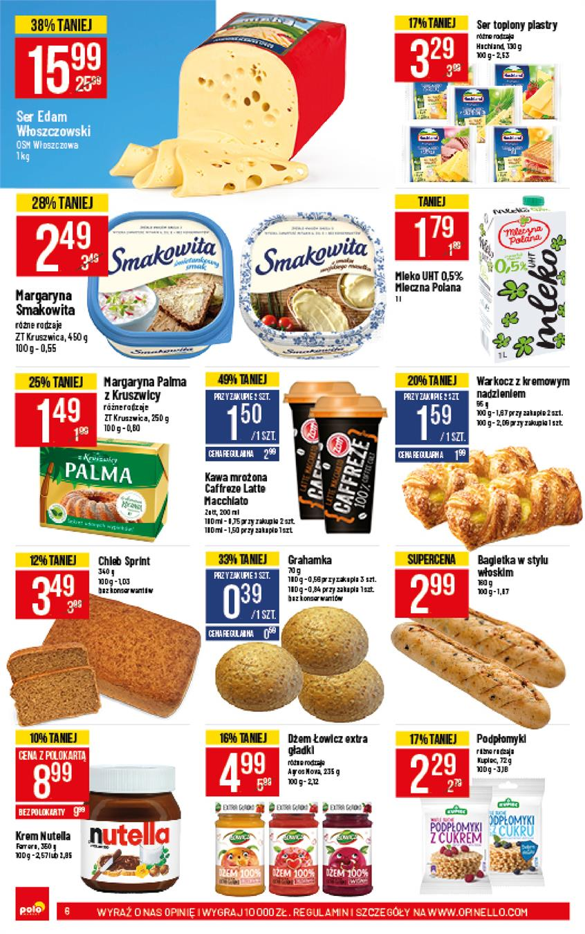 Gazetka Polomarket Sp. z o.o. nr 6 od 2019-07-10 do 2019-07-16