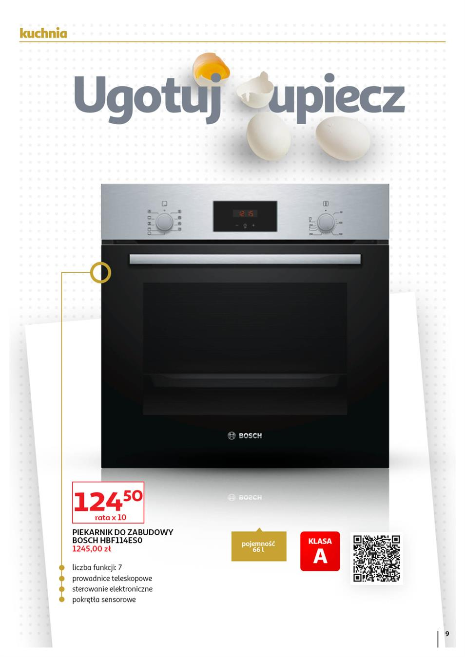 Gazetka Auchan Polska Sp. z o.o. nr 9 od 2019-09-05 do 2019-10-02