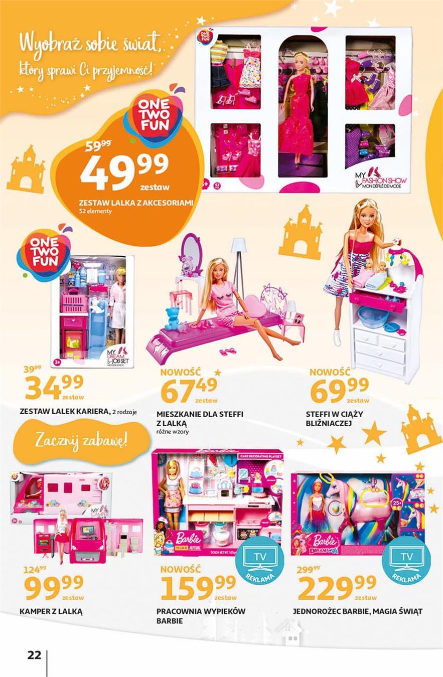 Gazetka Auchan Polska Sp. z o.o. nr 22 od 2019-11-07 do 2019-11-20